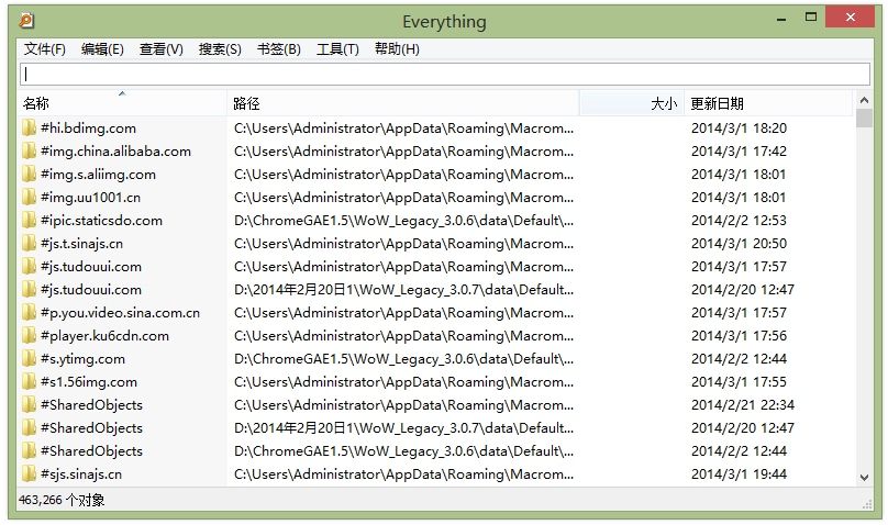 Everything綠色版